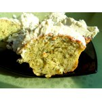 Сырные маффины с укропом
