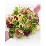 Салат с ветчиной и инжиром