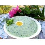 Огуречно-имбирный суп Свежесть