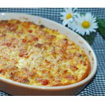 Картофельный пирог с мясом и овощами Покровка