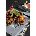 Свинина по-тайски с грейпфрутом – кулинарный рецепт
