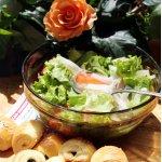 Летний суп-салат Лаосский акцент