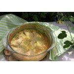 Запеканка из картофеля и капусты