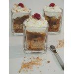 Десерт из ревеня