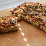 Домашняя пицца Самая летняя