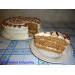 Ореховый торт «Каргополочка»