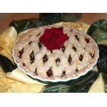 Сливовый пирог A la vanille