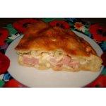 Пирог Картошка + колбаска
