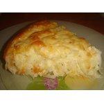 Пирог Ленивая капустница