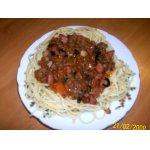 Вариант соуса для спагетти -имитация болоньезе