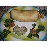Ореховая заправка к мясу, салатам и бутербродам