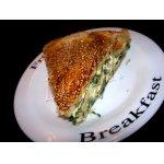 Сырно-луковый пирог Подснежник