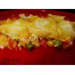Запеканка пельменно-овощная -2