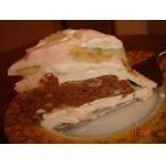 Зефирный торт Леночка