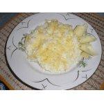 Рисовая каша с сыром