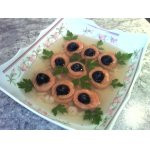 Рыбное заливное по-итальянски – кулинарный рецепт