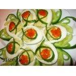 Яйца фаршированные Карамболь