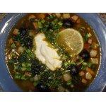 Солянка мясная Волшебный суп