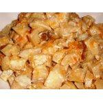 Картофель с белыми грибами в горшочках.