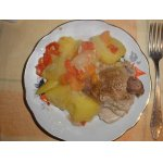 """""""Курeшка"""" плюс картошка – кулинарный рецепт"""