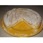 Пирог с творогом по-итальянски