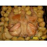 Самая обычная картошечка с курочкой
