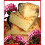 Пирог Цветущая ветка сакуры
