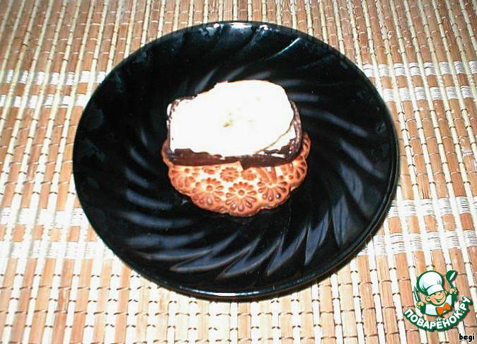 Десерт Неожиданная гостья