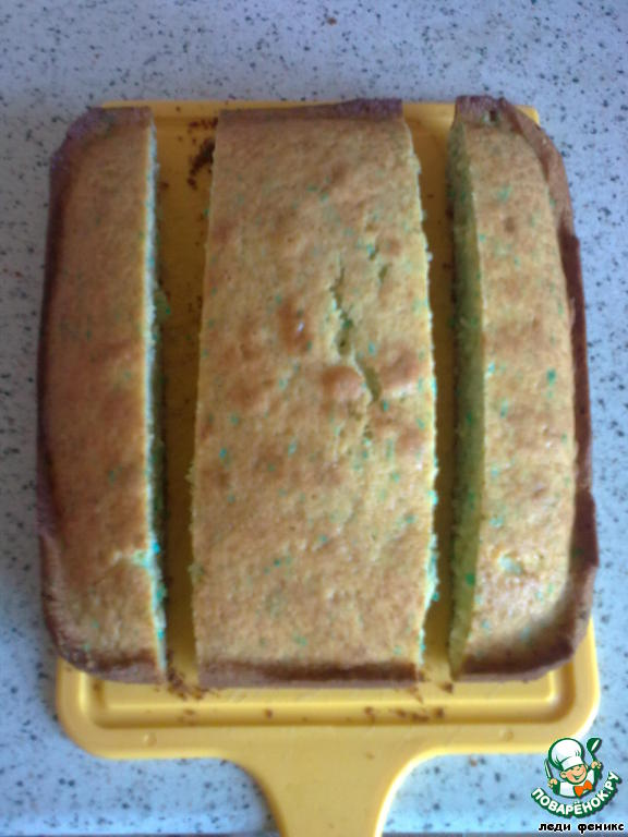 Торт Машина для победителя