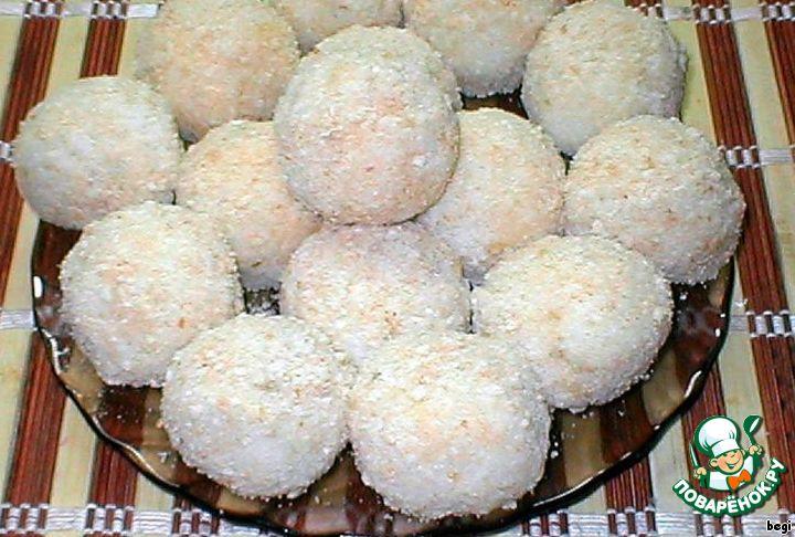 Рецепт рисовых шариков сладких