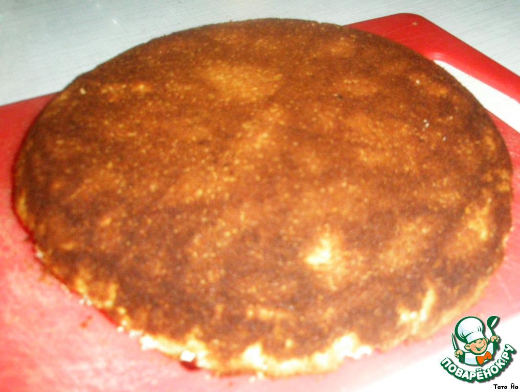 Торт-пирог Лимончо
