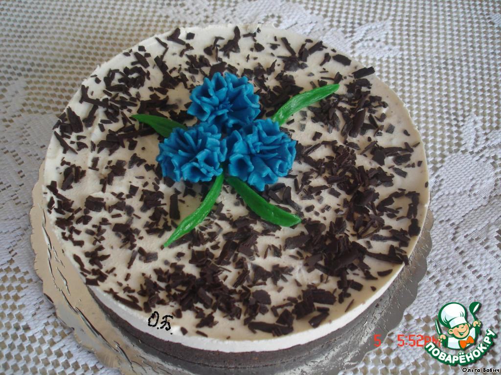 """Шоколадный торт с батончиками """"Марс"""""""
