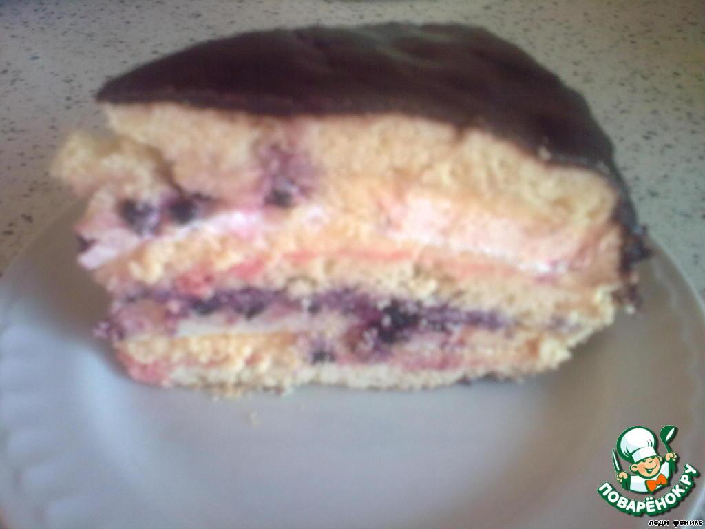 Торт Багира