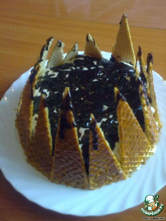 Торт для Почемучки