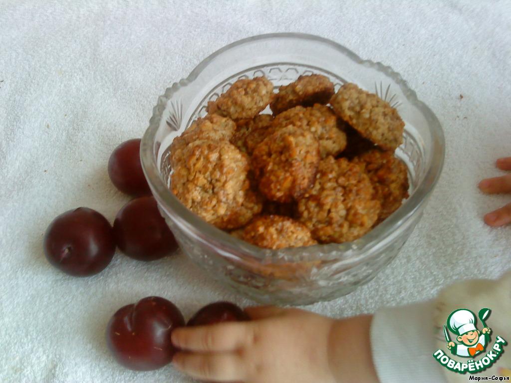 Фуры с орехами