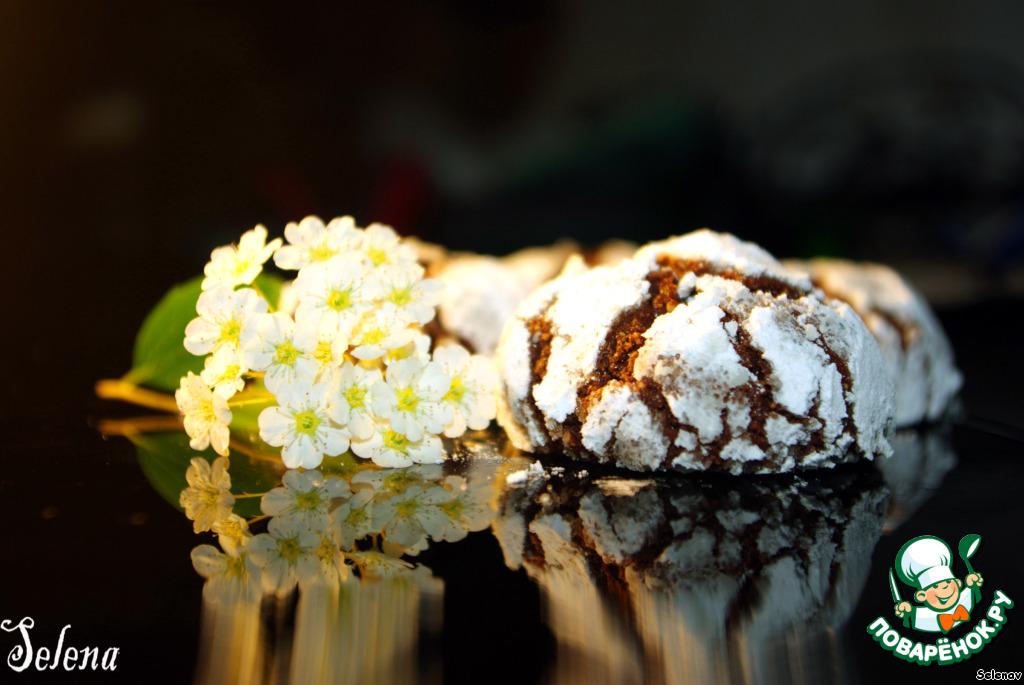 Печенье «Бьянко е неро»