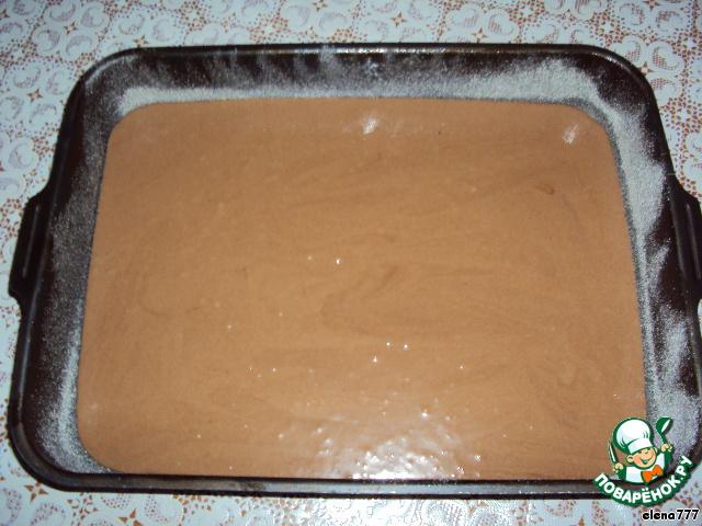 """Пирожные """"Шоколадное безумие"""""""