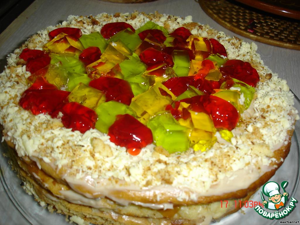 Торт Веселенький