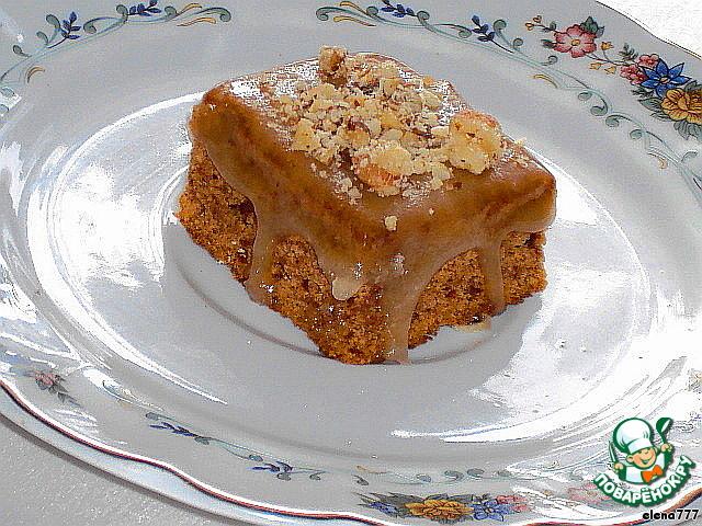 Медовые птифуры с финиками Petits-fours au miel et dattes