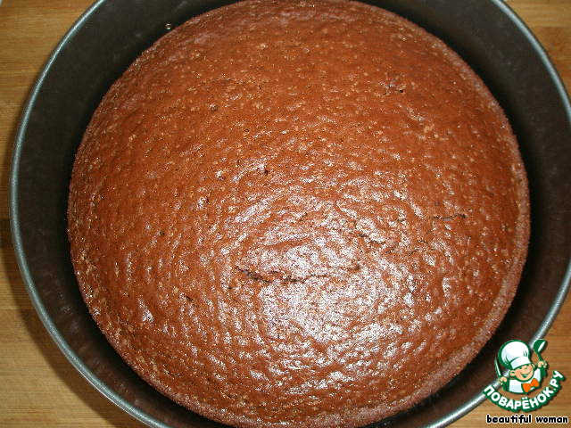 Торт Шоколадный блюз