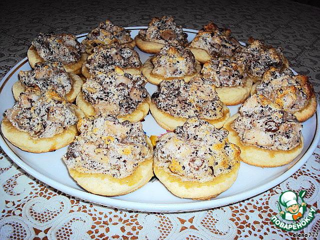 Десертное печенье  Подшофе