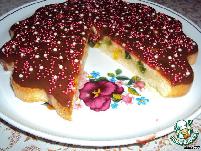 Тортик Искорка