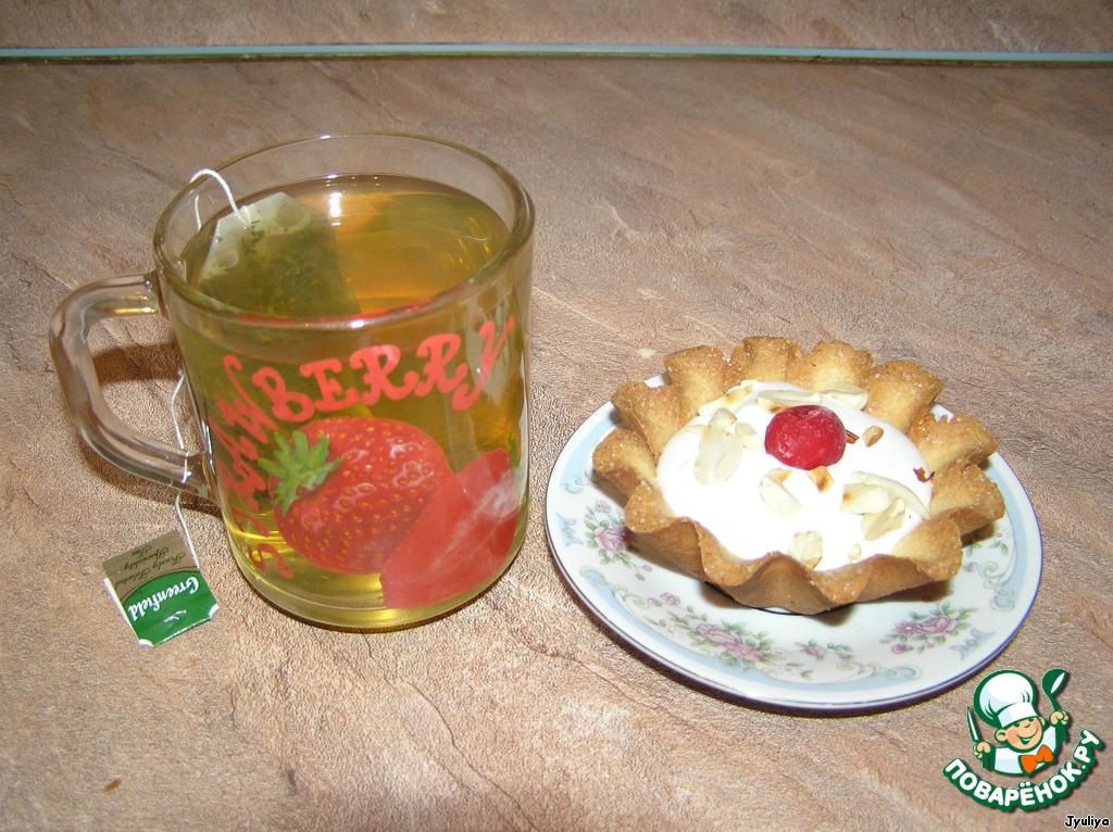 Пирожное Корзиночка