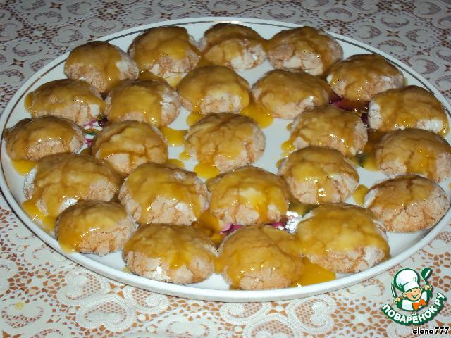 """Десертное печенье """"Шансоньетки"""""""