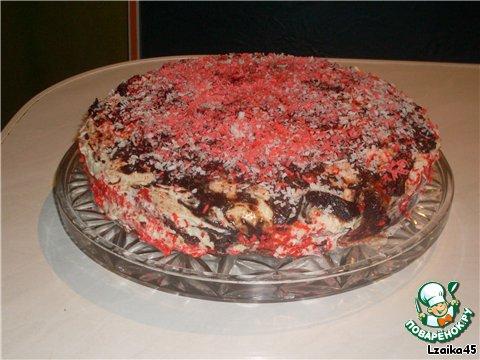 Торт Ко-ко-косик