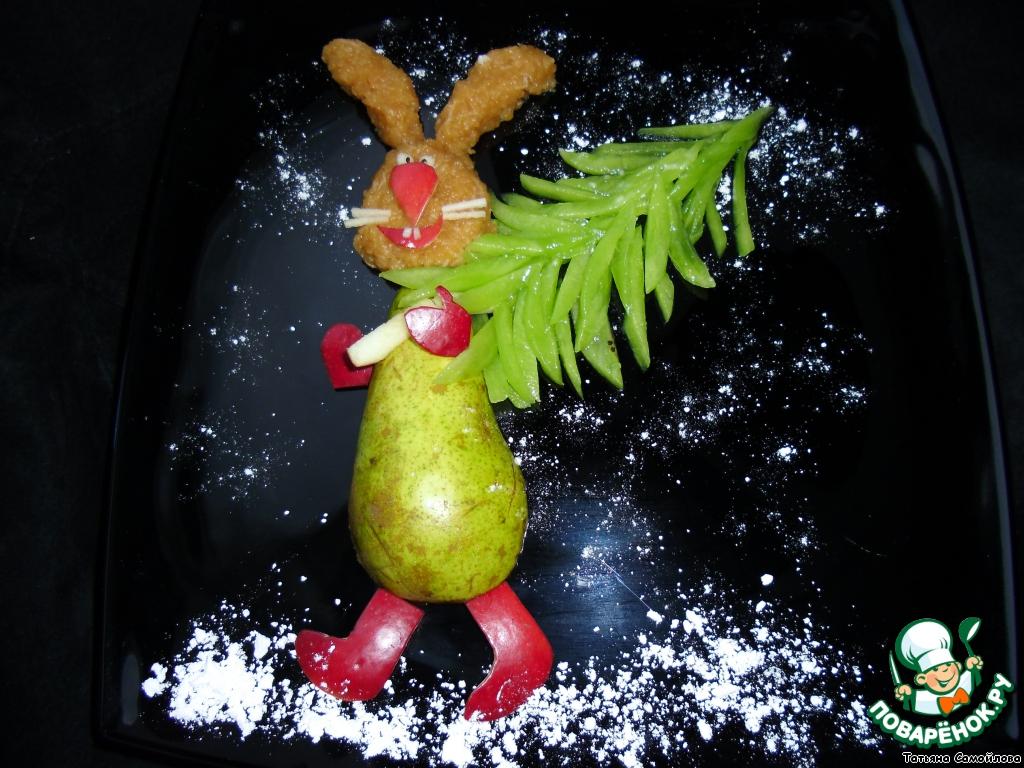 Падал новогодний снег