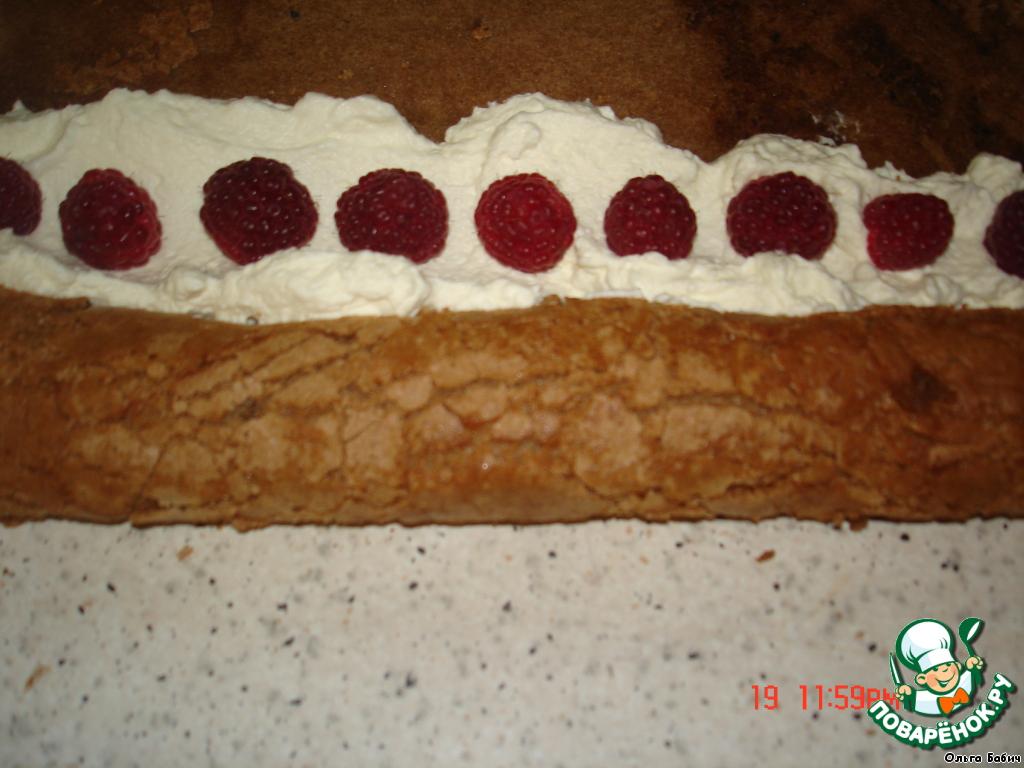 Торт Букетик