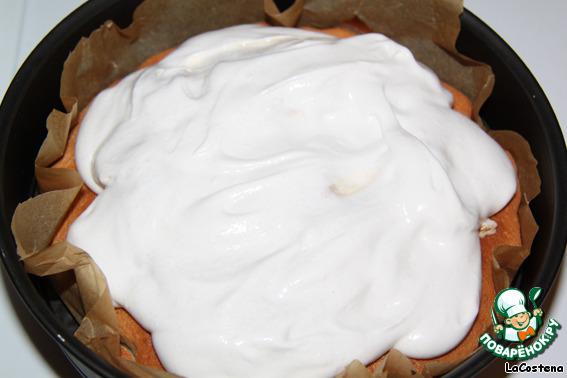 Десерт Аляска