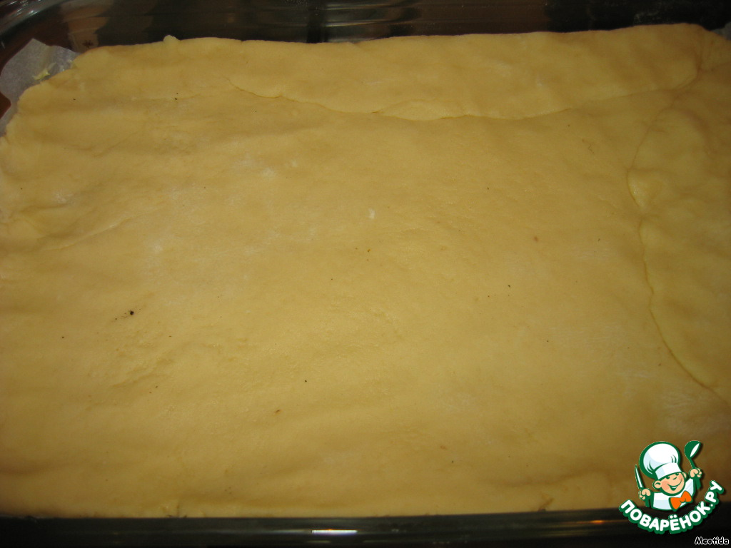 Пирожные с сухофруктами Вторая жизнь