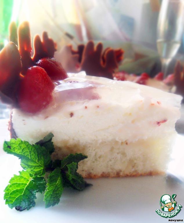 Торт Брызги шампанского